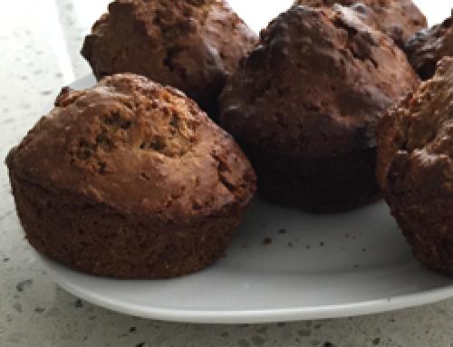 Volkoren muffins